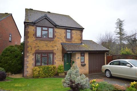 3 bedroom detached house for sale - Osprey Close, Melksham