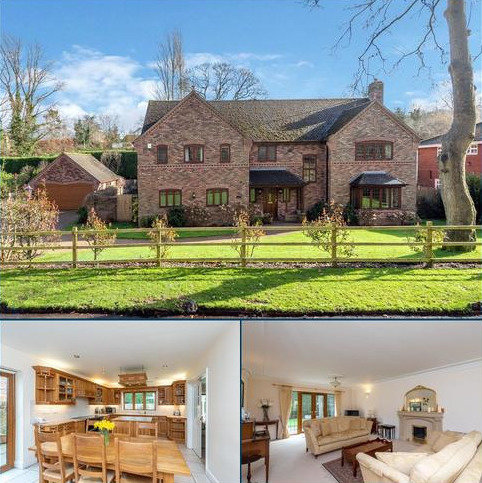 5 bedroom detached house for sale - Walton Lane, Brocton