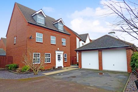 5 bedroom detached house for sale - Hewitt Close, Fradley