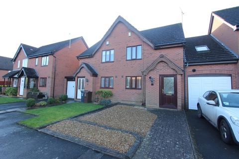 2 bedroom semi-detached house for sale - Hazeltree Grove, Dorridge