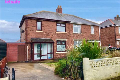3 bedroom semi-detached house to rent - Tynemouth Road, Wallsend.  NE28 0LQ  * NEWLY REFURBISHED *
