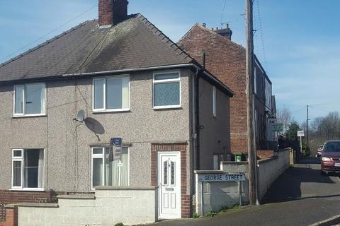 3 bedroom semi-detached house to rent - George Street, Old Whittington, Chesterfield, S41