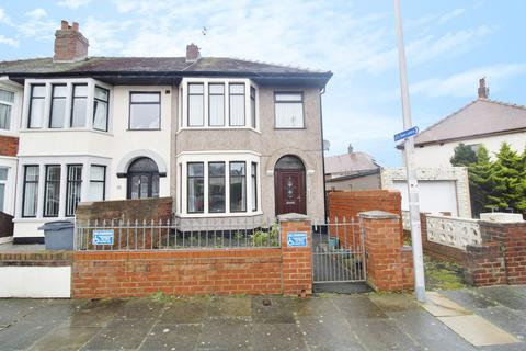 3 bedroom end of terrace house for sale - Maxwell Grove, Bispham, FY2