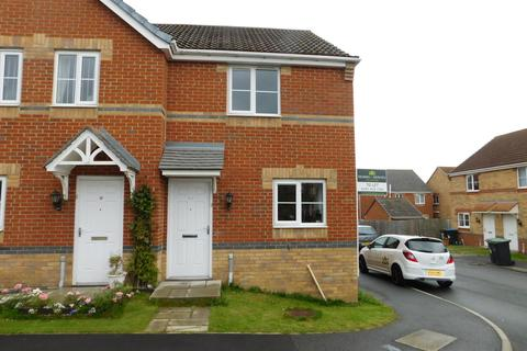 2 bedroom end of terrace house to rent - Balmoral Drive, Stanley