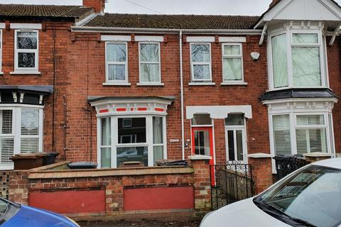 4 bedroom terraced house to rent - Burton Road, Lincoln