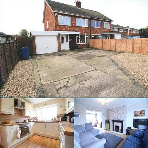 3 bedroom semi-detached house for sale - Main Street, Beeford