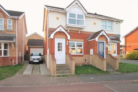 2 bedroom semi-detached house to rent - Cennon Grove,Ingleby Barwick, TS17 5DB