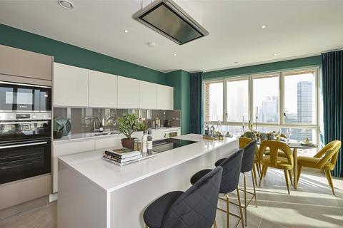 3 bedroom penthouse for sale - The Liberty, Blackwall Reach, London, E14