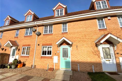 3 bedroom townhouse for sale - Broughton Close, Riddings