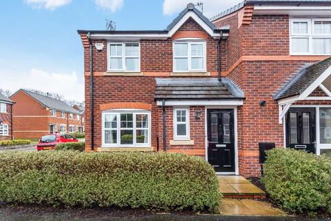 3 bedroom end of terrace house for sale - Jasmine Avenue, Macclesfield SK10