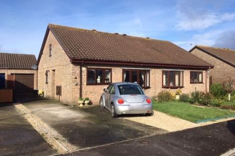 2 bedroom semi-detached bungalow for sale - Pembroke Close, Burnham-On-Sea