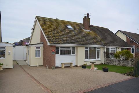 3 bedroom semi-detached bungalow for sale - Steart Gardens, Burnham-On-Sea