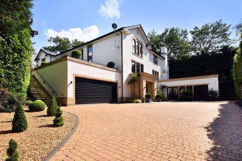 5 bedroom detached house to rent - Macclesfield Road, Alderley Edge, Cheshire