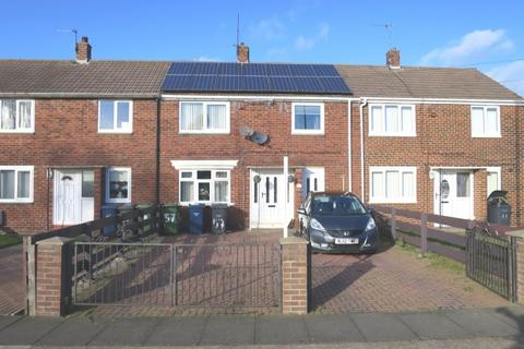 2 bedroom terraced house for sale - Dame Flora Robson Avenue,  South Shields,  NE34 9EE
