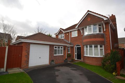 4 bedroom detached house for sale - Cathrow Way, Thornton Cleveleys, FY5 5NG