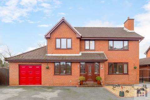 4 bedroom detached house for sale - Chelmsford Walk, Moss Side,  PR26 7AA