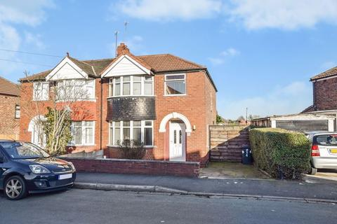 3 bedroom semi-detached house for sale - Kingsley Road, Runcorn
