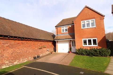4 bedroom detached house for sale - Bullings Heath Grove, Walsall Wood