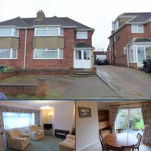 3 bedroom semi-detached house for sale - Lorimer Way, Great Barr