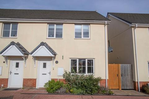 3 bedroom semi-detached house for sale - Temple Bar Mews, Stowmarket