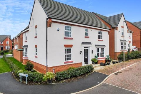 4 bedroom detached house for sale - Thorneycroft Way, Crewe, Cheshire