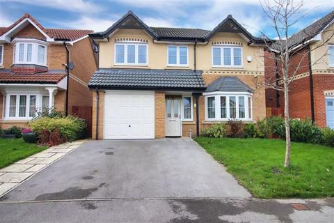 4 bedroom detached house for sale - Carlton Way, Treeton, Rotherham, S60 5FF