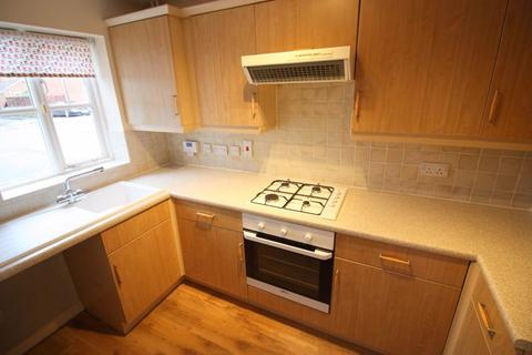 2 bedroom terraced house to rent - Langton Close, Colwick, Nottingham, NG4 2BW