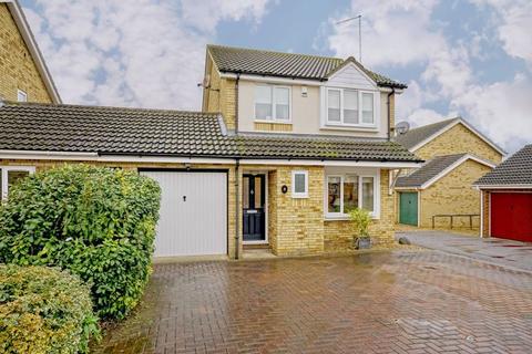 3 bedroom detached house for sale - Hillfield, Alconbury, Huntingdon.