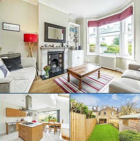 4 bedroom terraced house for sale - Brocklebank Road, London, SW18