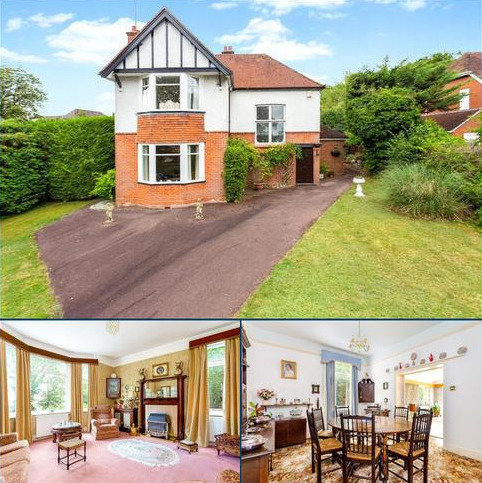 3 bedroom detached house for sale - Andover Road, Winchester, Hampshire, SO22