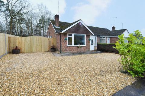 2 bedroom semi-detached bungalow for sale - Oakdene Close, Blythe Bridge, ST11 9NN