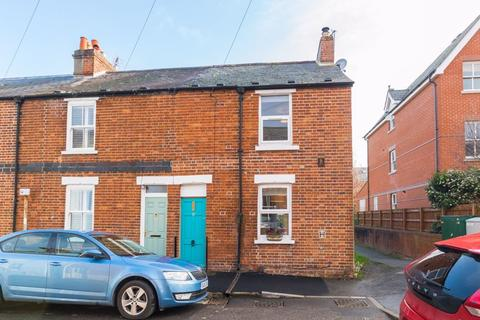 3 bedroom end of terrace house for sale - Earl Street West Oxford