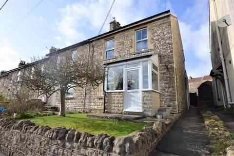 3 bedroom end of terrace house for sale - Woodborough Road, Radstock