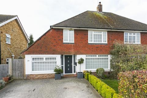 3 bedroom semi-detached house for sale - Brookmead, Hildenborough, Tonbridge