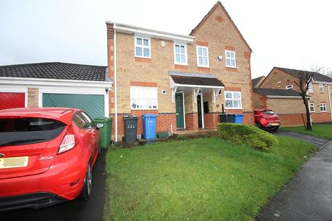 2 bedroom semi-detached house to rent - Park Road, Great Sankey, Warrington, WA5
