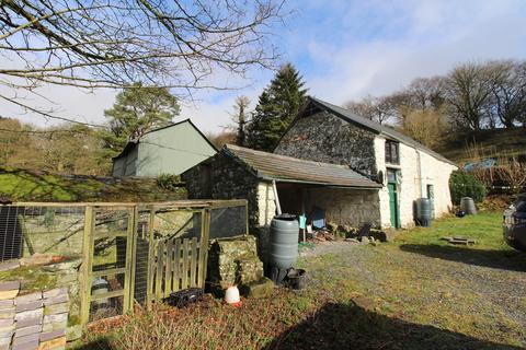Smallholding for sale - Ystrad Meurig, Ceredigion, SY25