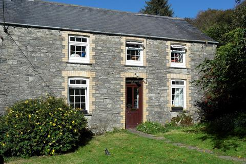 5 bedroom property with land for sale - Ystrad Meurig, Ceredigion, SY25
