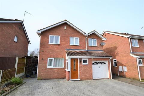 5 bedroom detached house for sale - Wimpole Drive, South Wootton