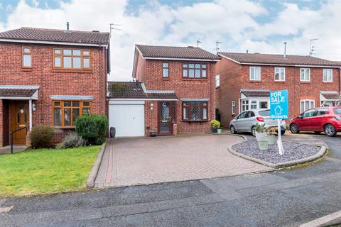 3 bedroom detached house for sale - Holloway Drive, Wombourne, WV5 0PA