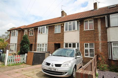 4 bedroom terraced house to rent - Kingsdown Avenue, Acton, W3 7UA