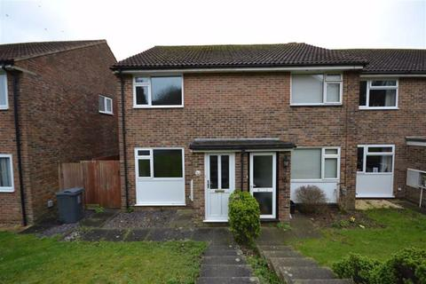 2 bedroom end of terrace house to rent - Teg Close, Portslade