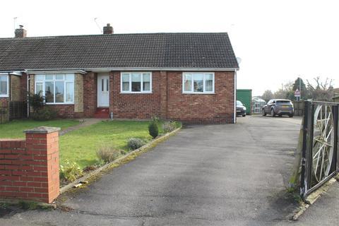 2 bedroom semi-detached bungalow for sale - Market Weighton