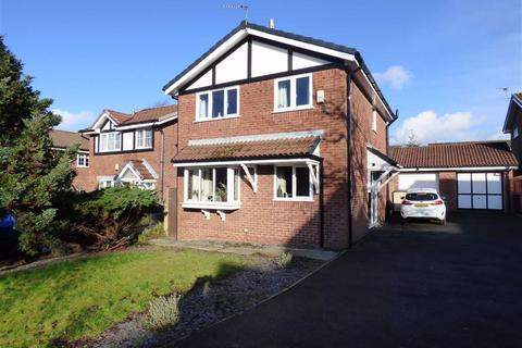 3 bedroom detached house for sale - Tyersall Close, Ellesmere Park