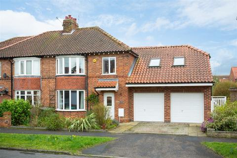 4 bedroom semi-detached house for sale - Temple Road, Bishopthorpe, York