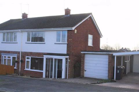 3 bedroom semi-detached house for sale - Grange Close, Ratby