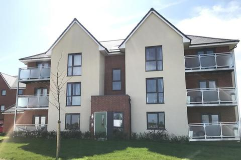 2 bedroom apartment for sale - Plot 142, Falkirk with patio at Barratt Homes Eagles' Rest, Burney Drive, Wavendon MK17
