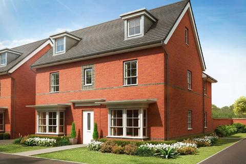 5 bedroom detached house for sale - Plot 206, Marlowe at Deer's Rise, Pye Green Road, Hednesford, CANNOCK WS12