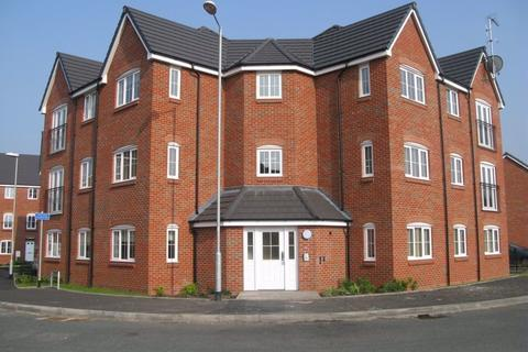 2 bedroom apartment to rent - Fieldhouse Court, Fieldhouse Way, Stafford, Staffordshire, ST17 4FL