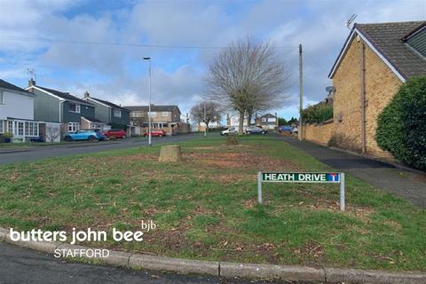 Land for sale - Stafford