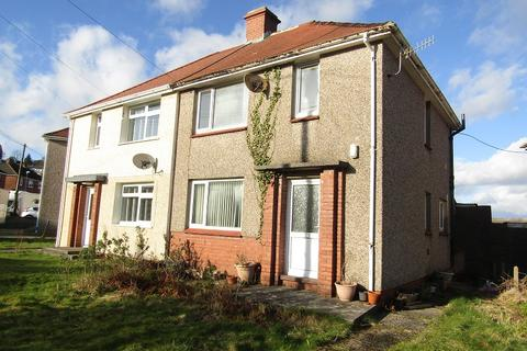 2 bedroom semi-detached house for sale - Lon Heddwch, Craig-cefn-parc, Swansea, City And County of Swansea.